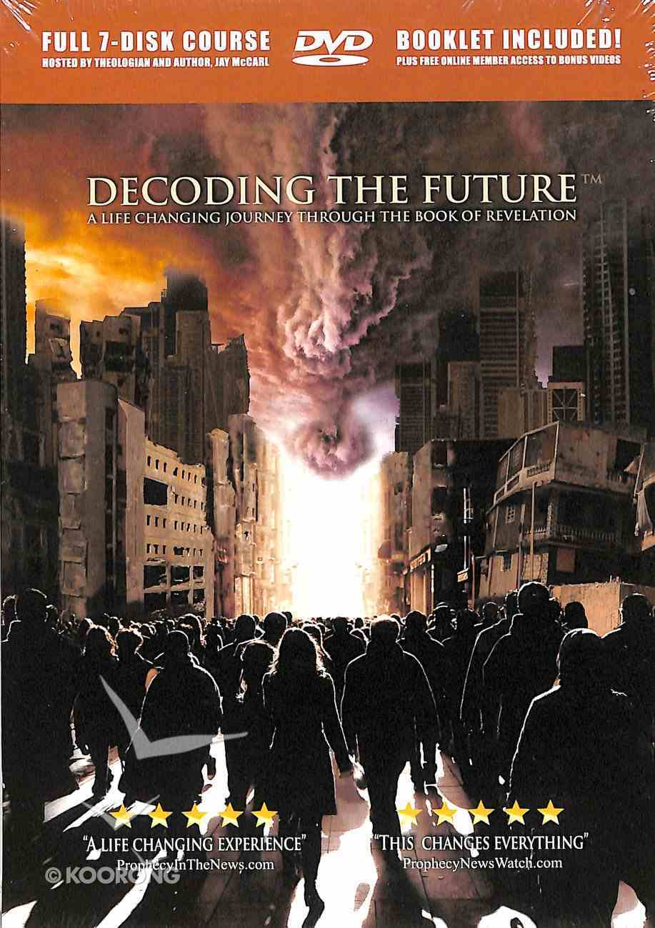 Decoding the Future: Book of Revelation (7 Dvds) DVD