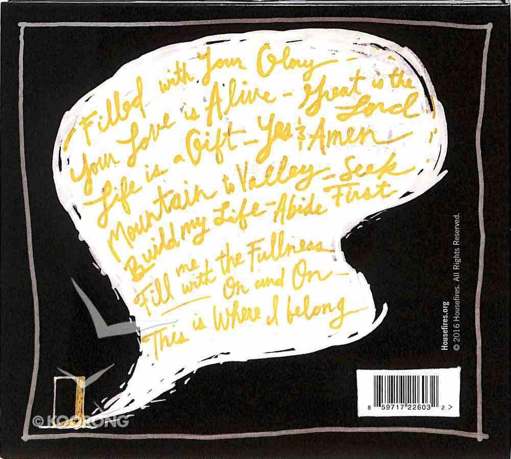 Housefires III (Three) CD