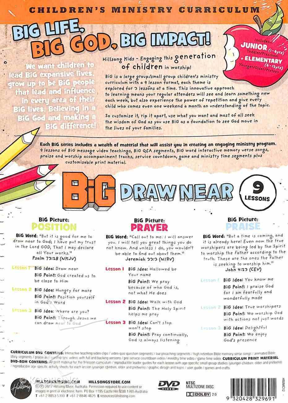 Draw Near (Pack) (Hillsong Kids Big Curriculum Series) Pack