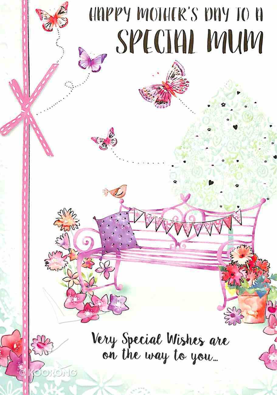 Mother's Day (Park Bench) Cards