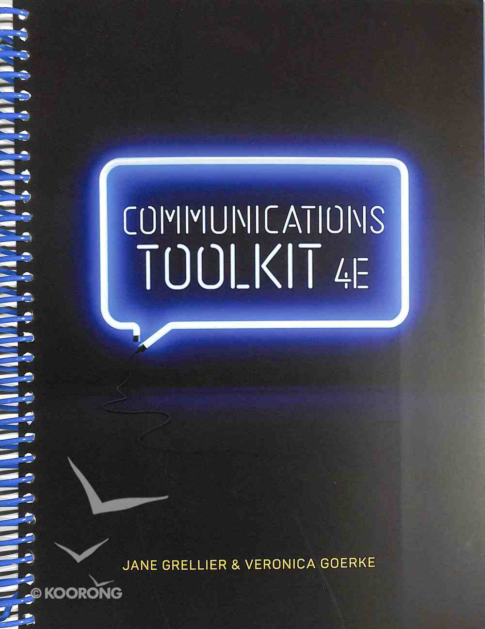 Communications Toolkit (4th Edition) Paperback