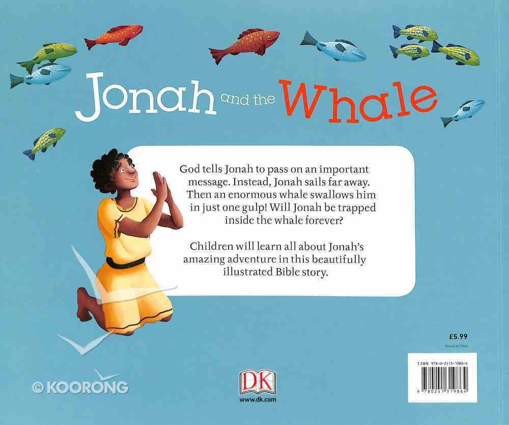 Jonah and the Whale Board Book