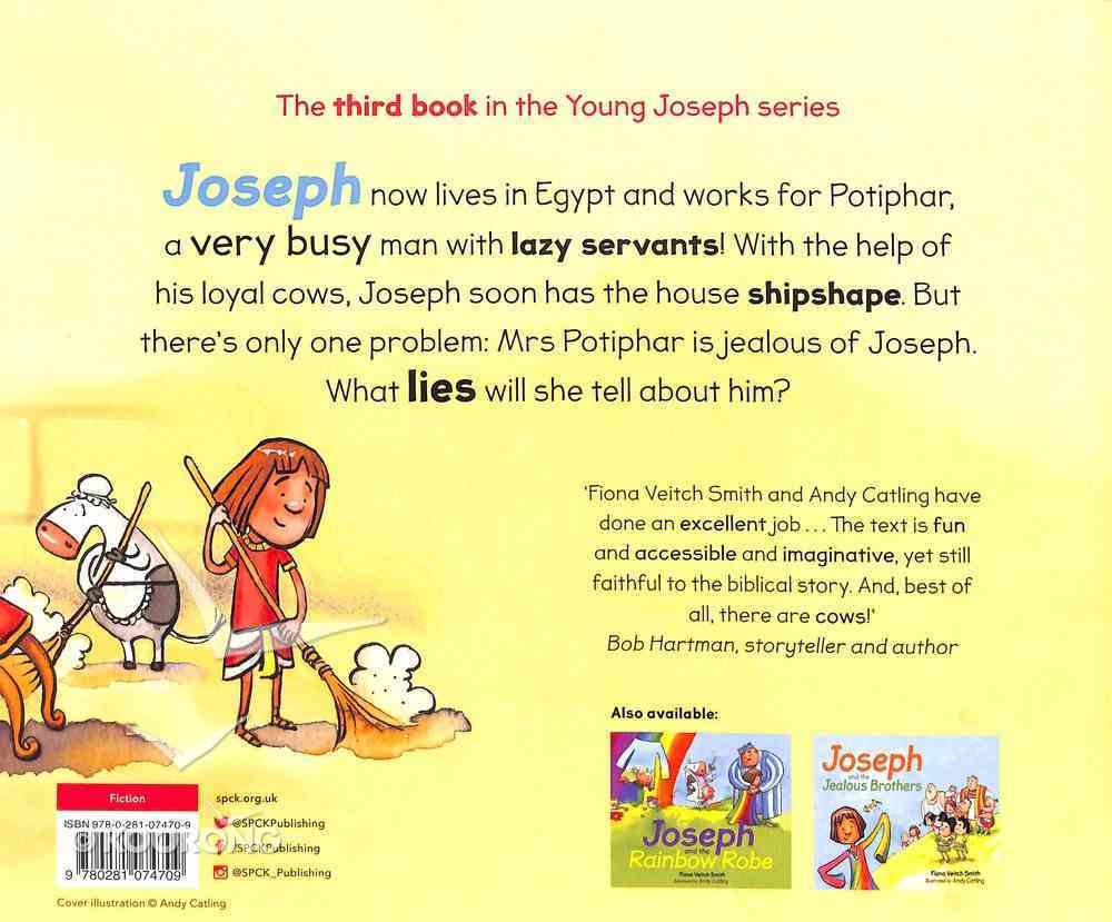 Joseph and the Lying Lady (#3 in Young Joseph Series) Paperback
