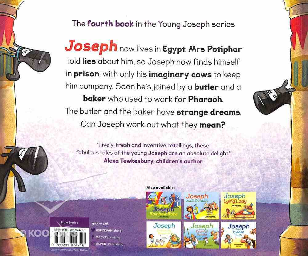 Joseph and the Forgetful Servant (#04 in Young Joseph Series) Paperback