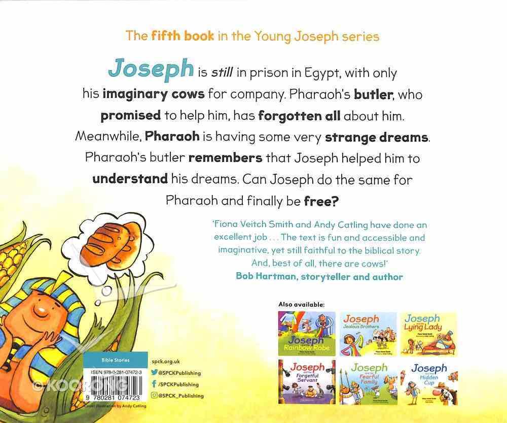 Joseph and the Dreaming Pharoah (#05 in Young Joseph Series) Paperback