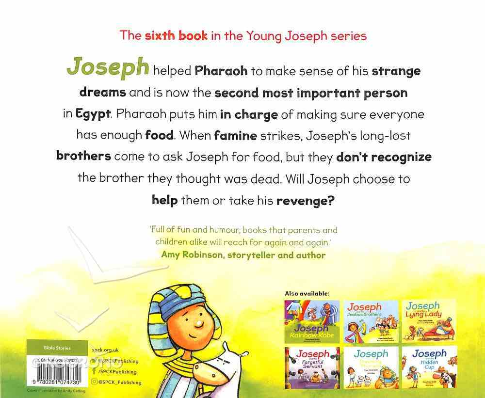 Joseph and the Fearful Family (#06 in Young Joseph Series) Paperback