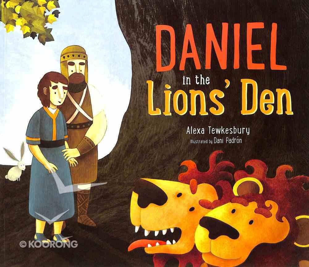 Daniel in the Lion's Den Paperback