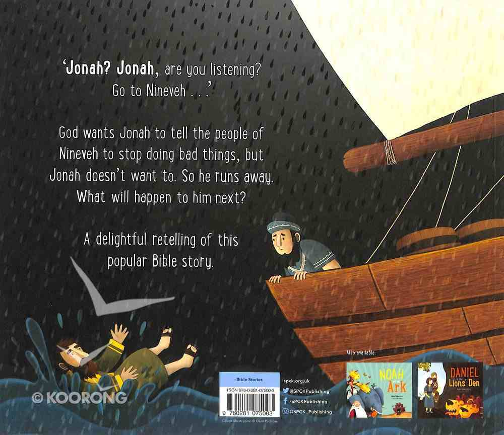 Jonah and the Whale Paperback