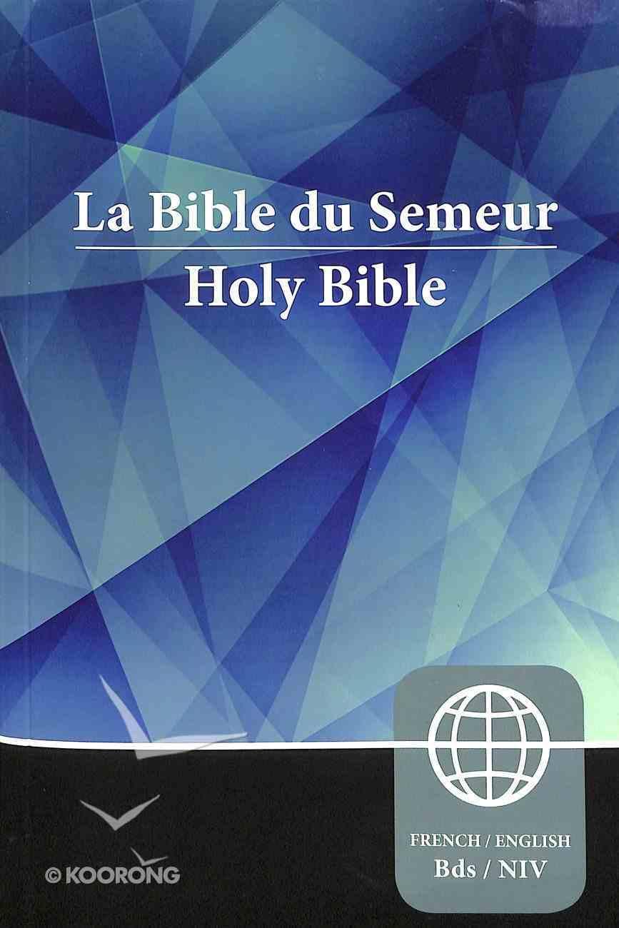 Semeur/Niv French/English Bilingual Bible (Black Letter Edition) Paperback