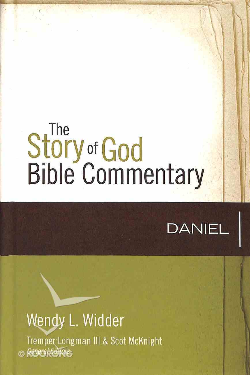 Daniel (The Story Of God Bible Commentary Series) Hardback