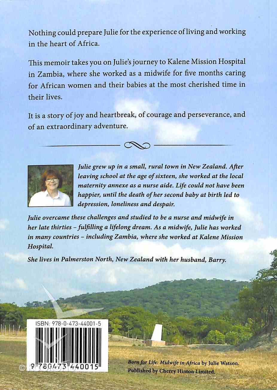 Born For Life: Midwife in Africa Paperback