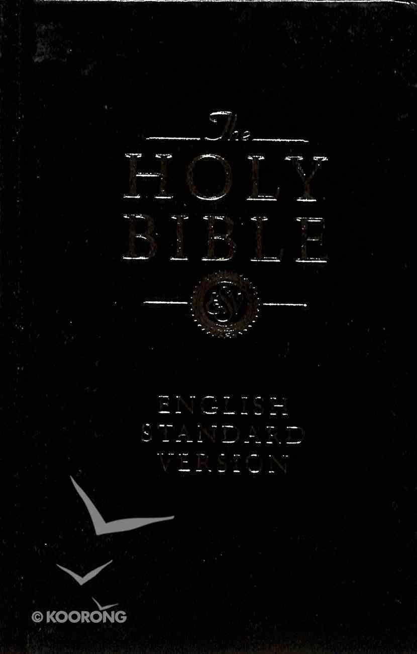 ESV Pocket Bible Black Hardback