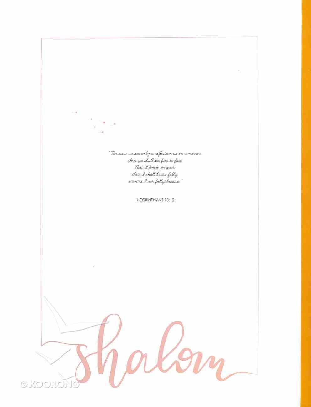 Flam Magazine-Book-Journal-Devotional (Faith Like A Mushroom) A4 PB Format