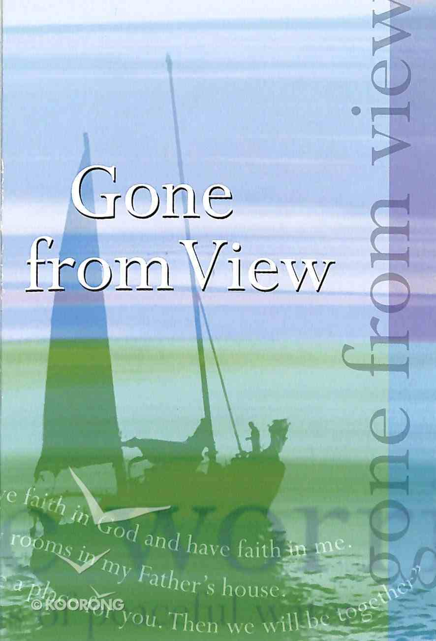 Gone From View (Cev) Booklet