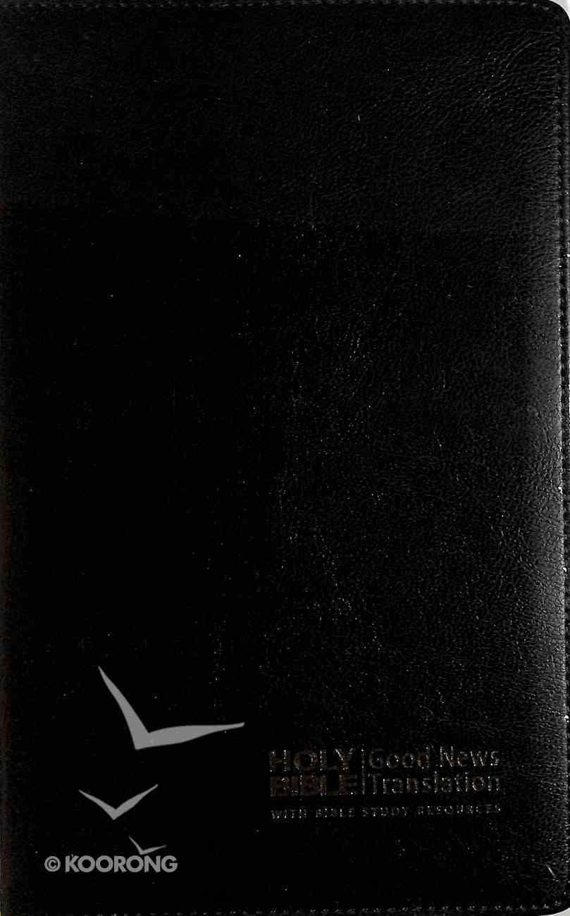 GNB Thinline Bible Black Flexitone Thumb-Indexed Imitation Leather
