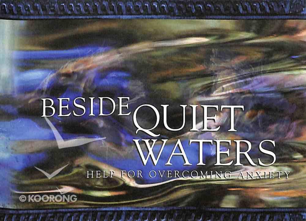 Beside Quiet Waters (Niv) Booklet