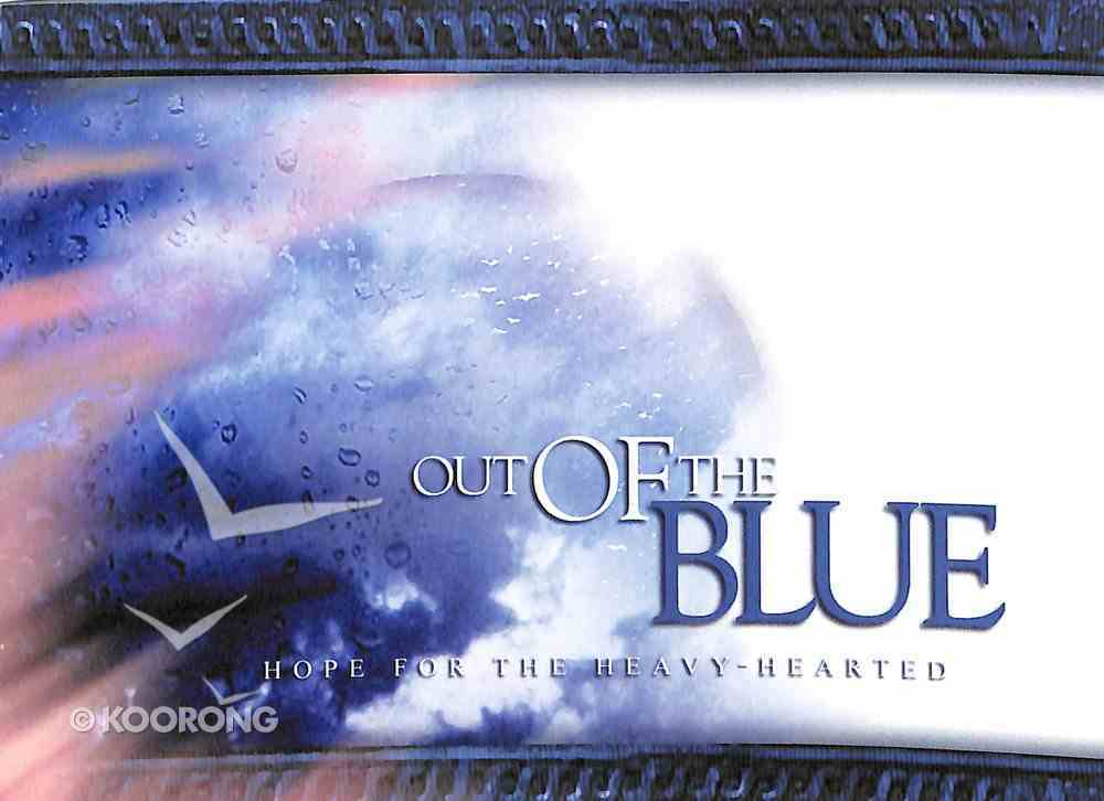 Out of the Blue (Niv) Booklet
