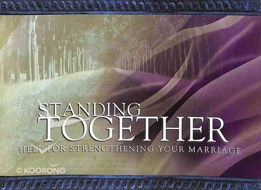 Standing Together (Niv) Booklet