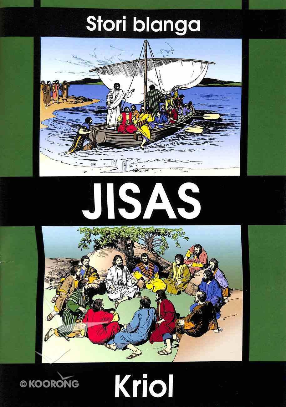 Life of Jesus Colouring Book (Kriol- Stori Blanga Jisas) Paperback
