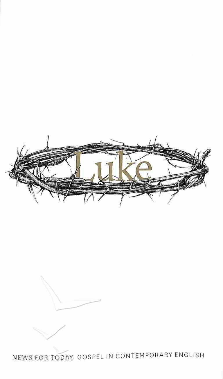 CEV Gospel of Luke Paperback