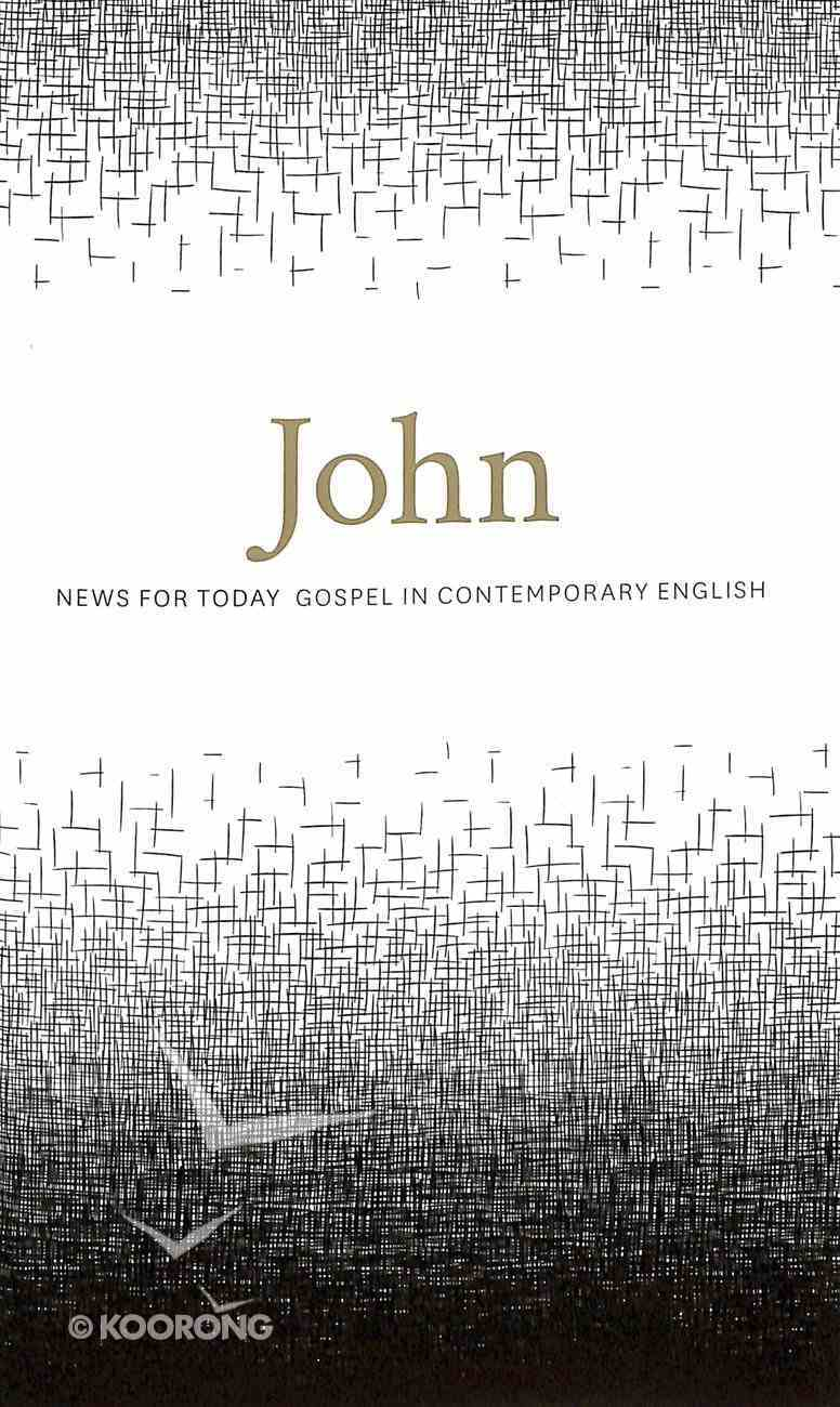 CEV Gospel of John Paperback