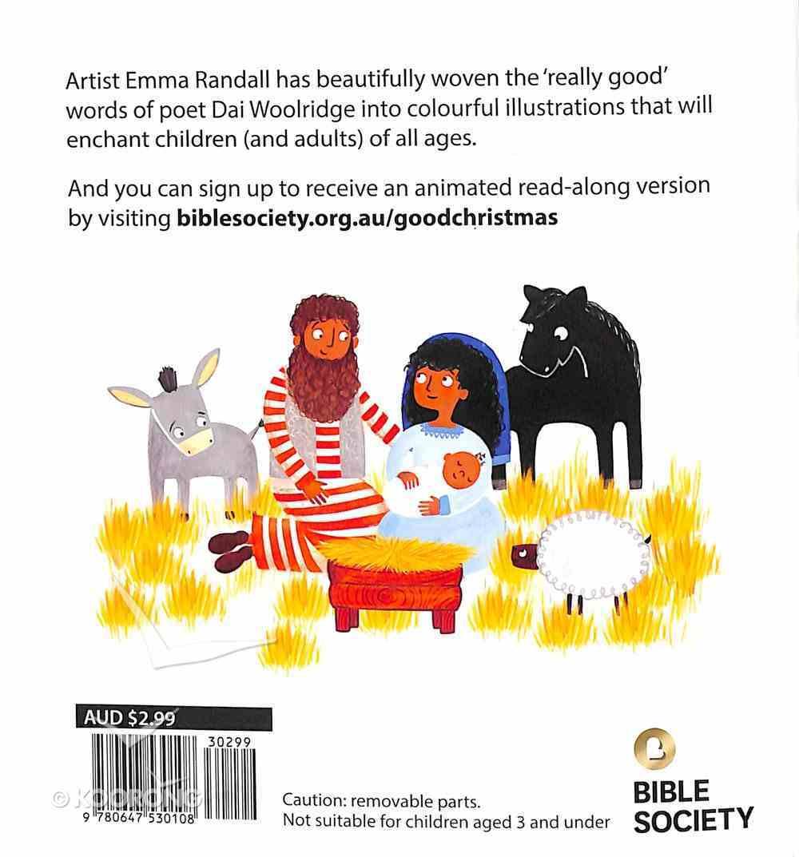 The Really Good News of Christmas - For Me! Paperback