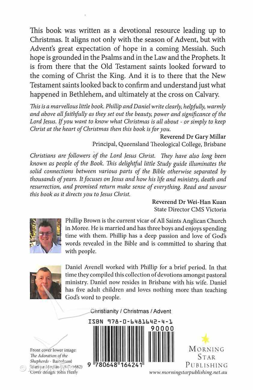 The One Coming: Old Testament Prophecies About the Coming of Jesus Christ and Their Fulfilment in the New Testament Paperback