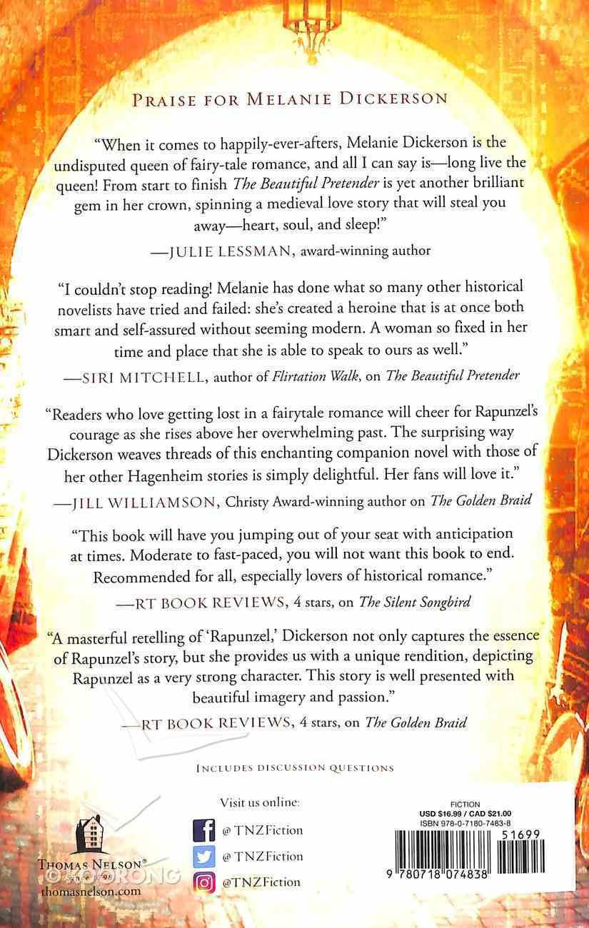 The Orphan's Wish (#08 in Hagenheim - My Fairy Tale Romance Series) Hardback