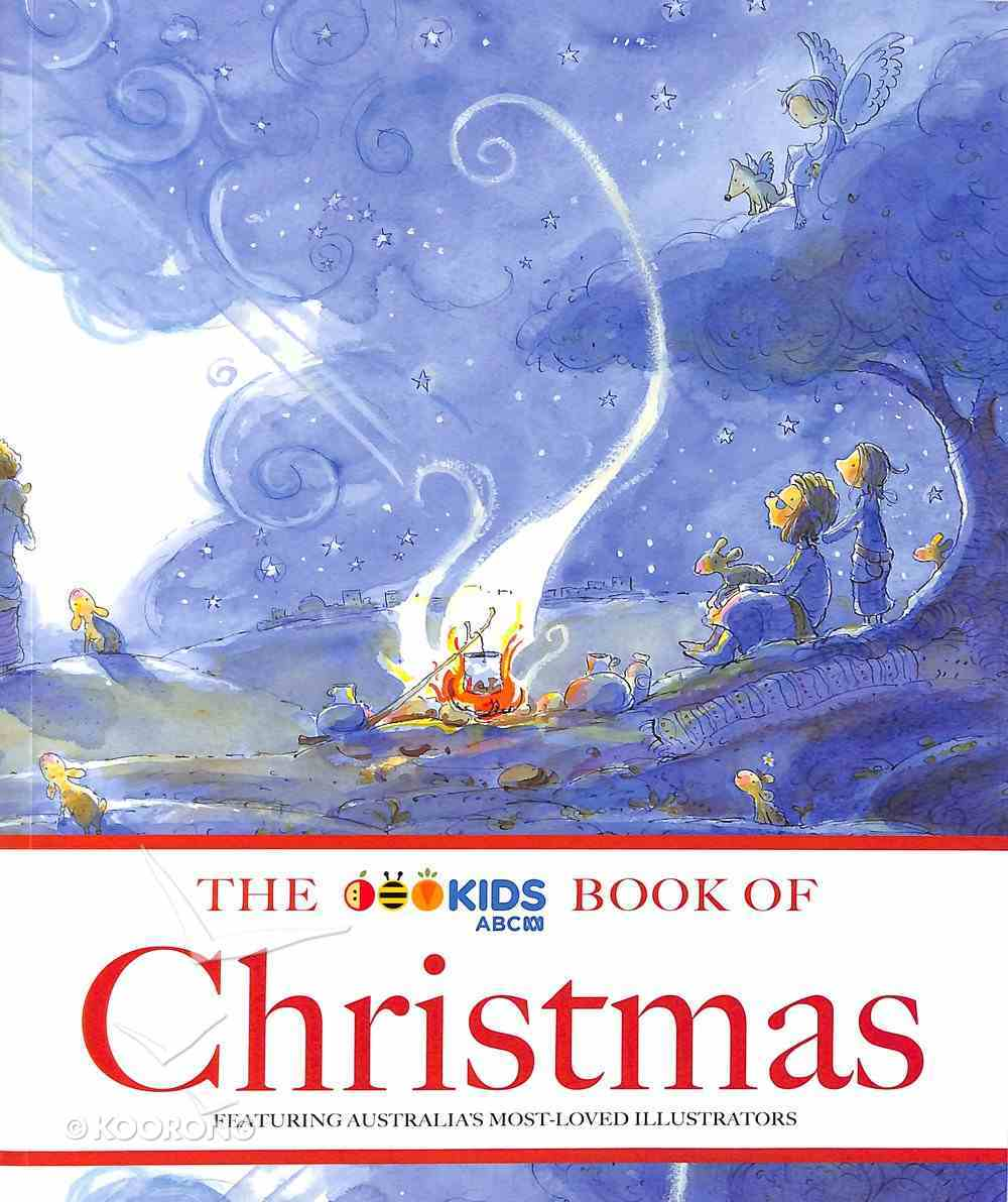 The ABC Book of Christmas Paperback