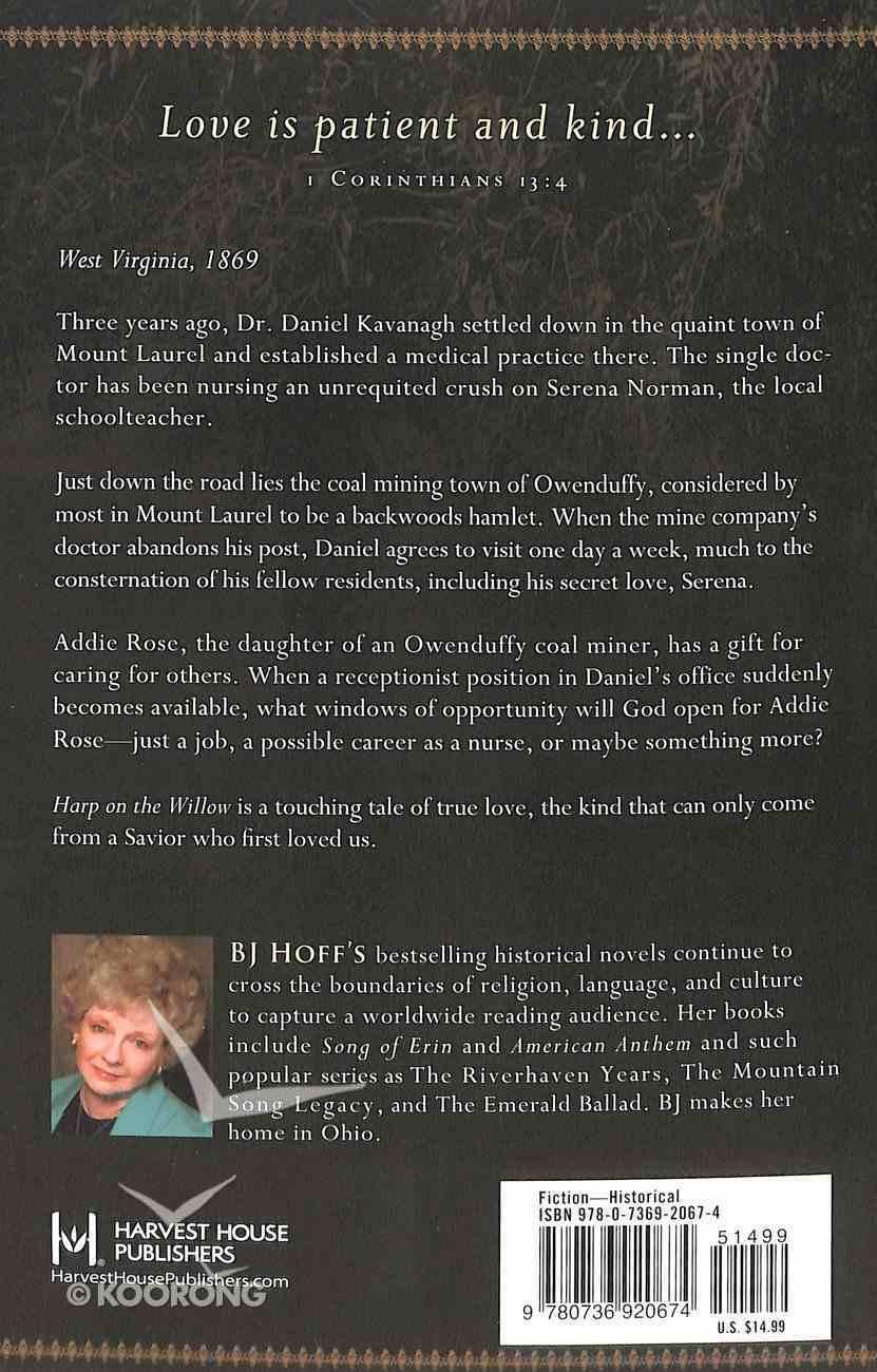 Harp on the Willow (#01 in Mt Laurel Memories Series) Paperback