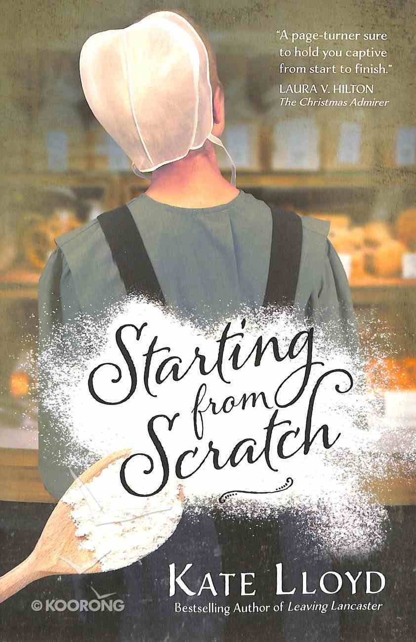 Starting From Scratch (Lancaster Discoveries Series) Paperback
