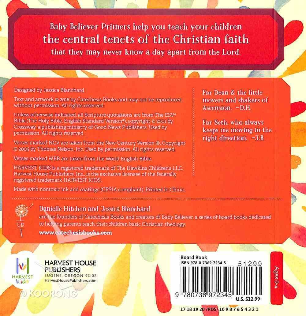 Psalms of Praise: A Movement Primer Board Book