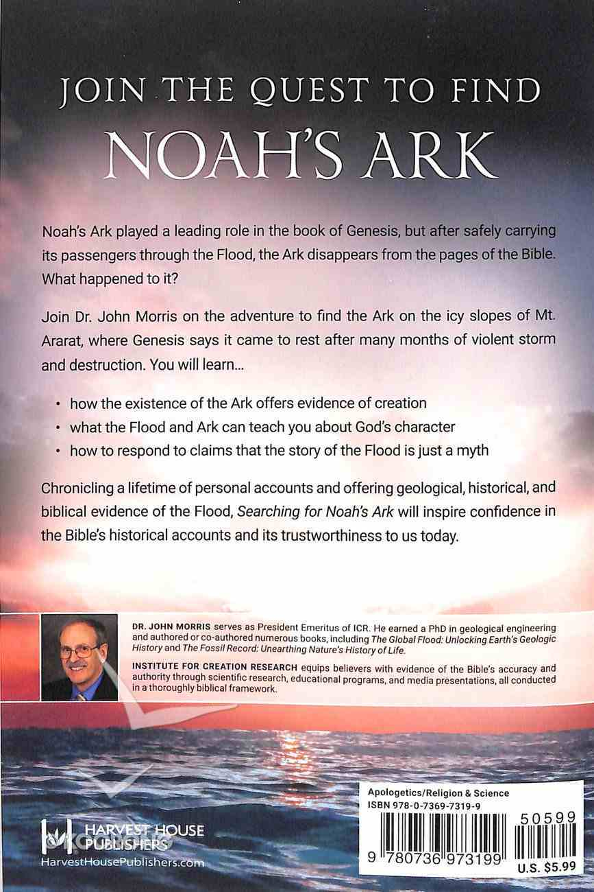 Searching For Noah's Ark Paperback