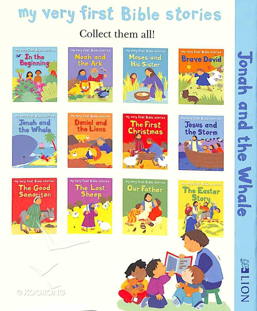 Jonah and the Whale (10 Pack) (My Very First Bible Stories Series) Paperback
