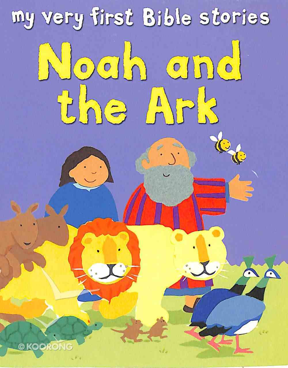 Noah and the Ark (10 Pack) (My Very First Bible Stories Series) Paperback