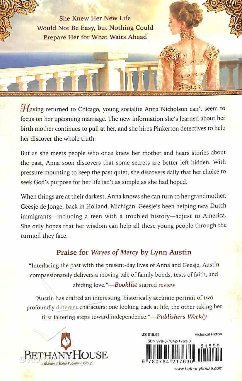 Legacy of Mercy Paperback