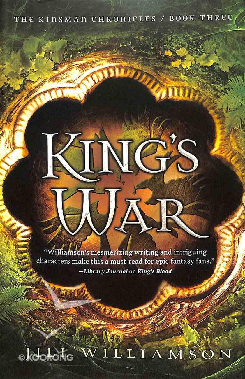 King's War (#03 in Kinsman Chronicles Series) Paperback