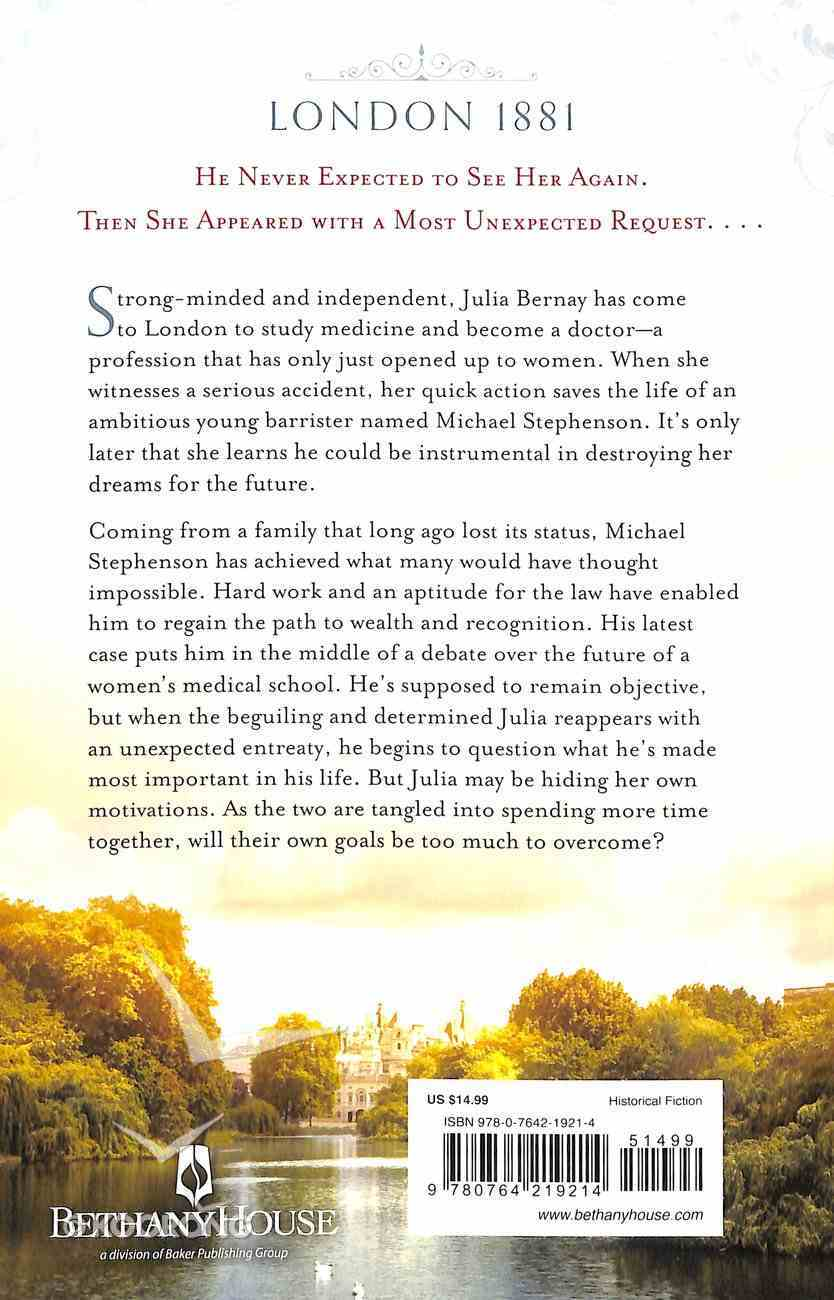 The Heart's Appeal (#02 in London Beginnings Series) Paperback