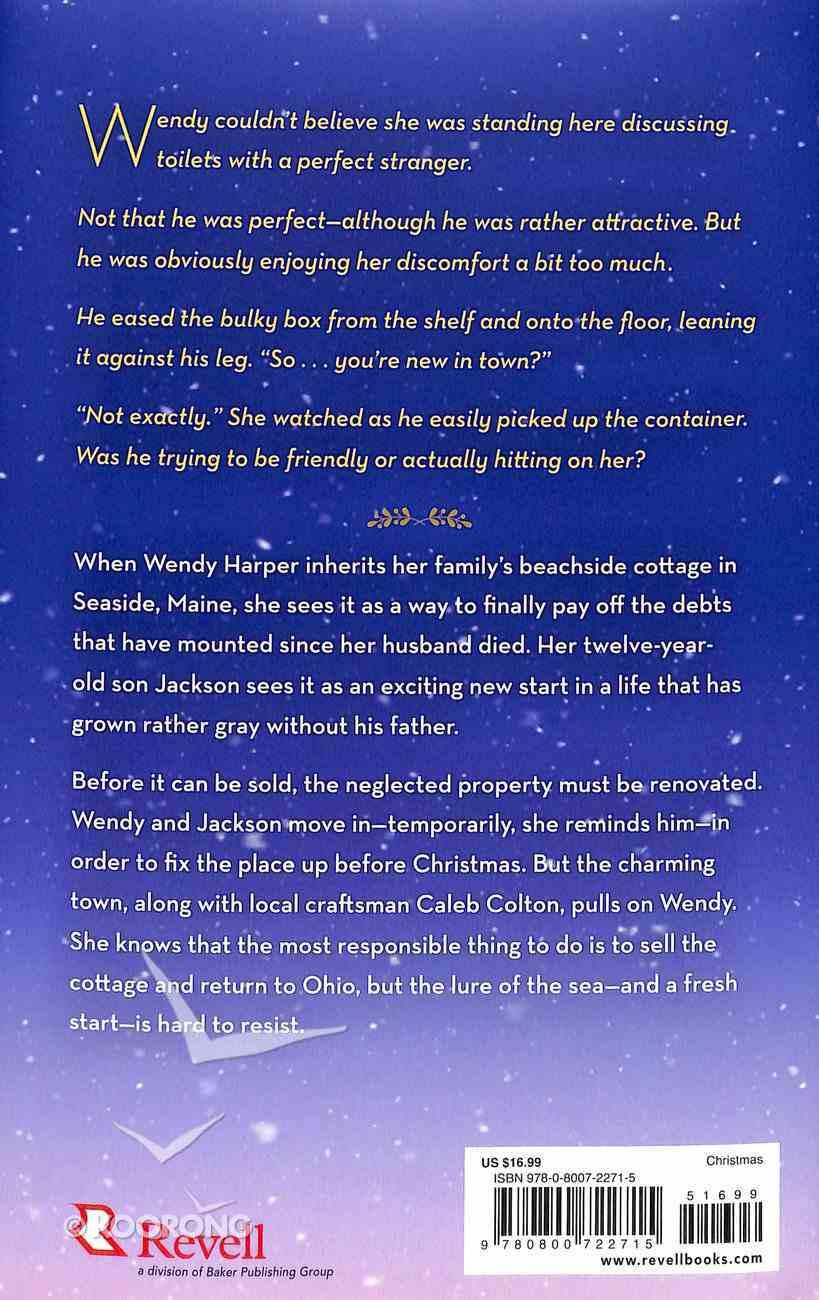 A Christmas By the Sea Hardback
