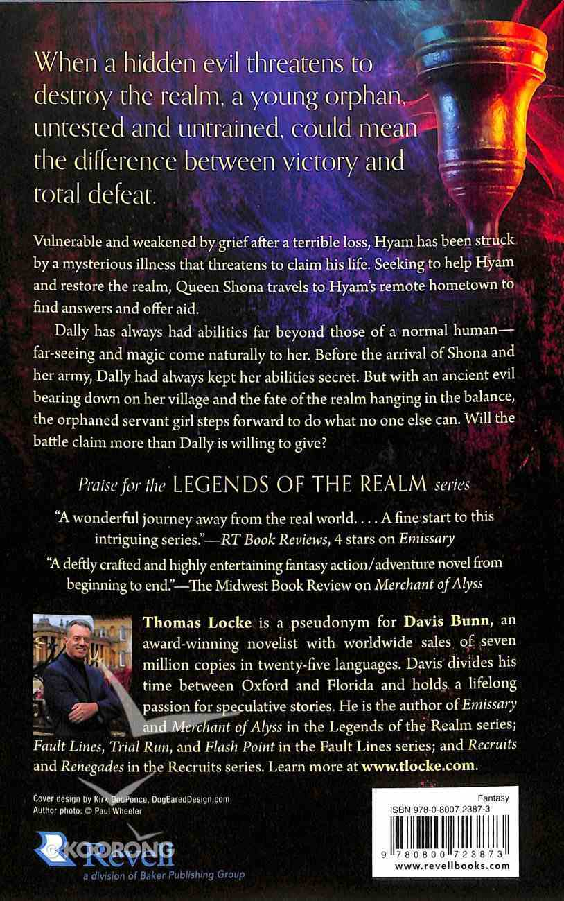 The Golden Vial (#03 in Legends Of The Realm Series) Paperback
