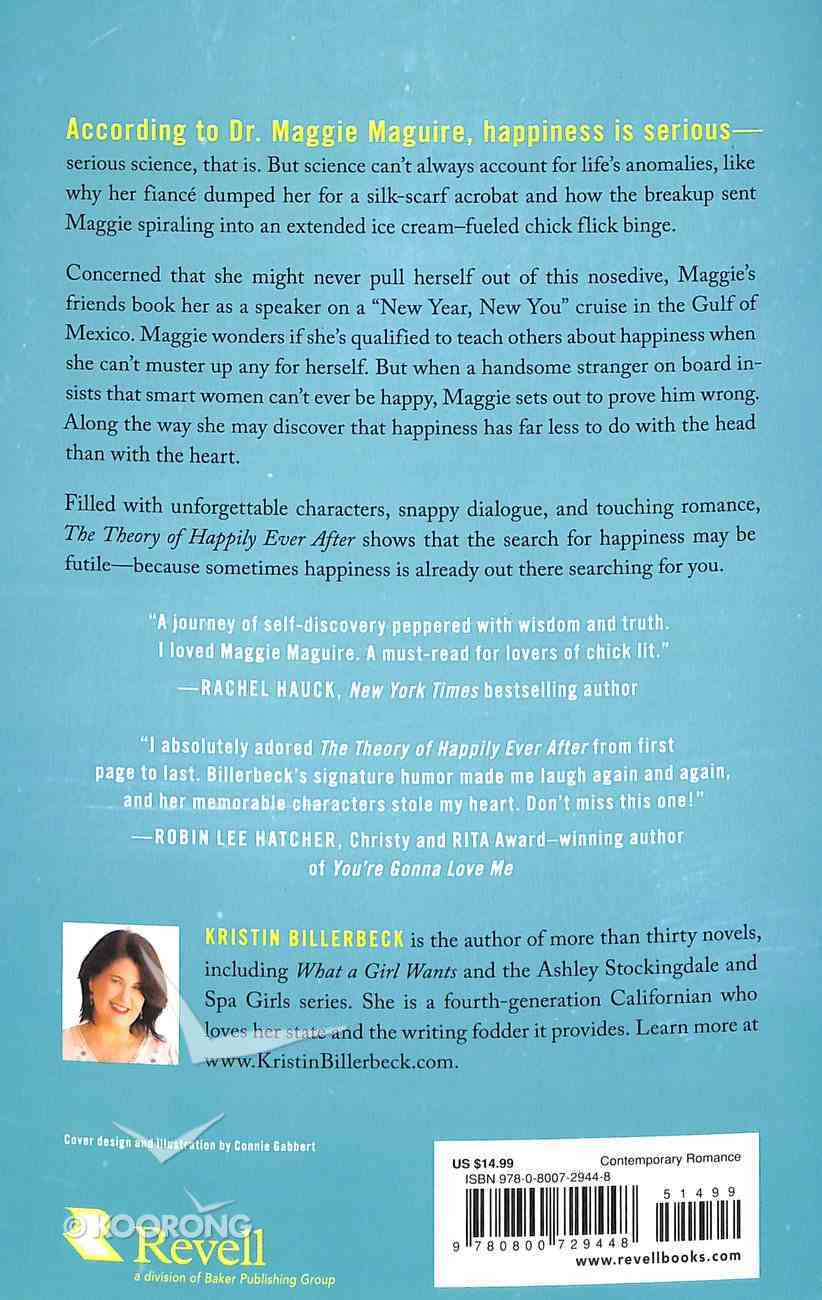 The Theory of Happily Ever After Paperback