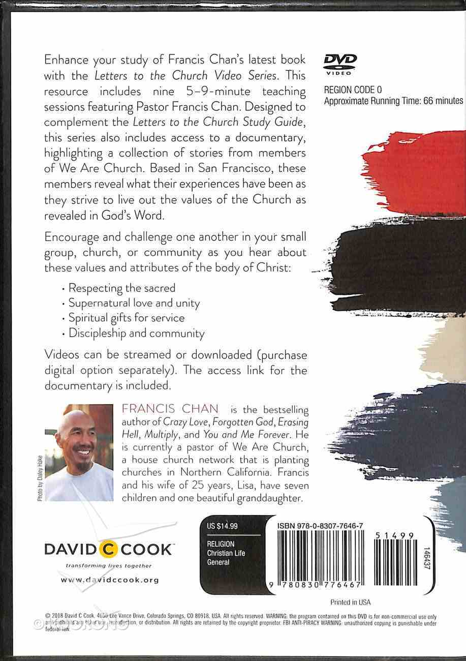 Letters to the Church (Dvd) DVD