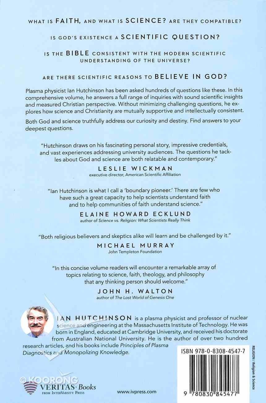 Can a Scientist Believe in Miracles?: An Mit Professor Answers Questions on God and Science Paperback