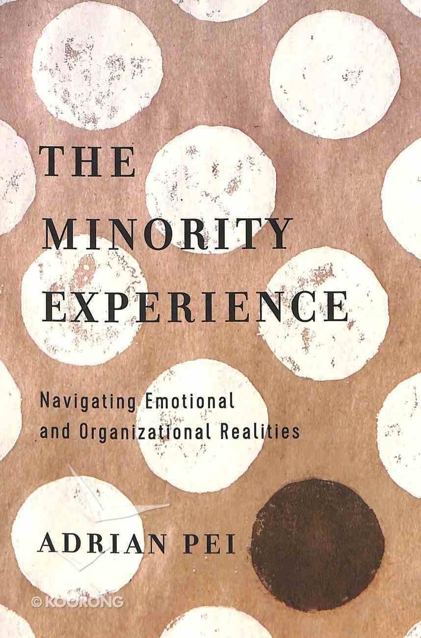 The Minority Experience Paperback