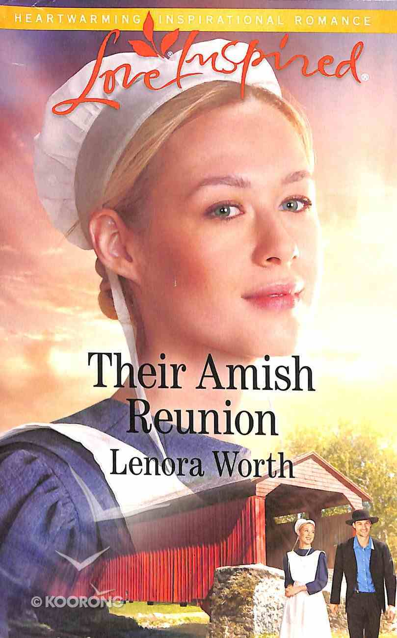 Their Amish Reunion (Love Inspired Series) Mass Market
