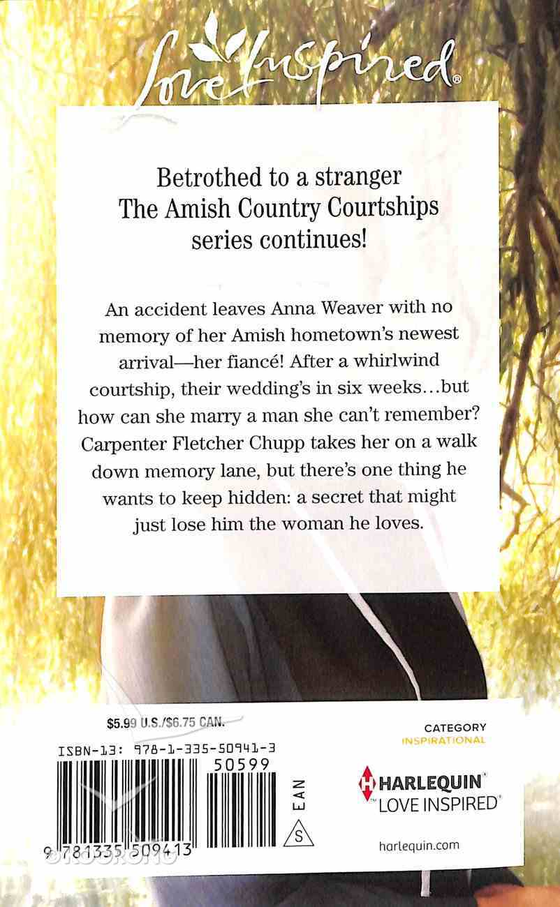 Anna's Forgotten Fiance (Amish Country Courtships) (Love Inspired Series) Mass Market