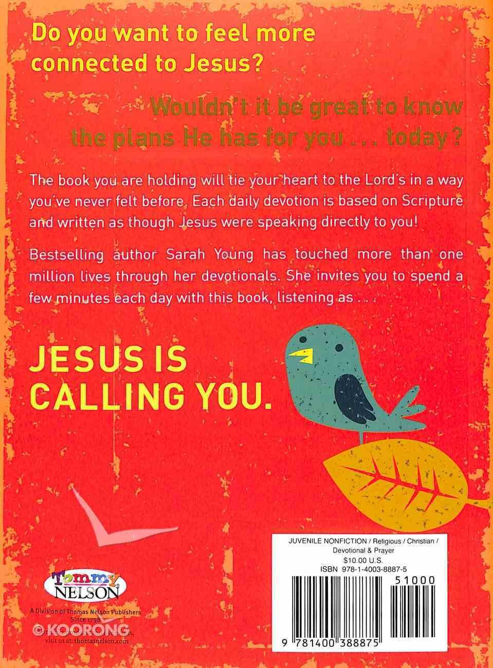 Jesus Calling: 365 Devotions For Kids Paperback