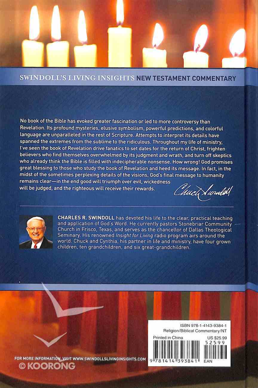 Insights on Revelation (Swindoll's Living Insights New Testament Commentary Series) Hardback