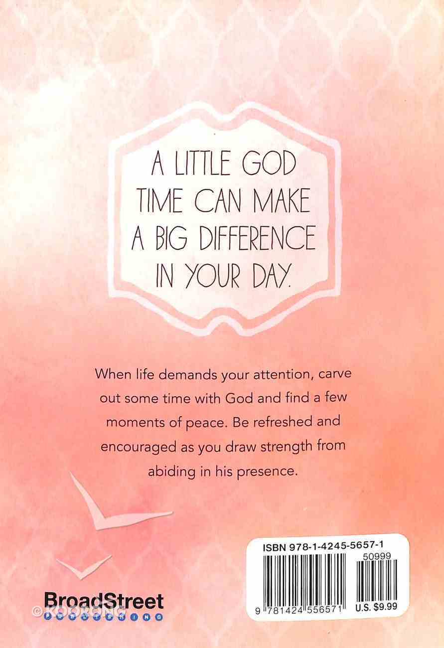 A Little God Time For Women (365 Daily Devotions Series) Paperback