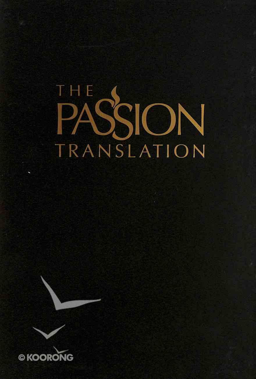 TPT New Testament Black (2nd Edition) (Bill Johnson) Imitation Leather